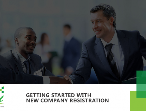 Getting Started With New Company Registration